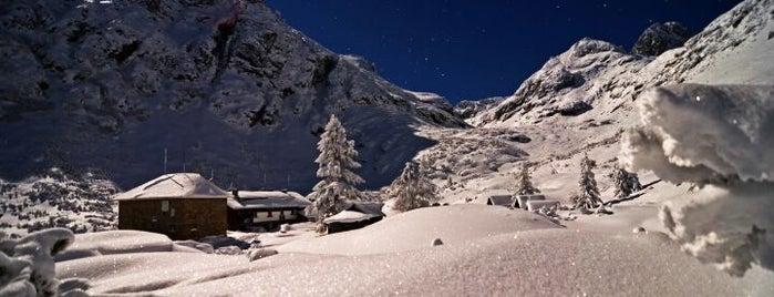 хижа Мальовица (Maliovitsa Hut) is one of Ski Zones.