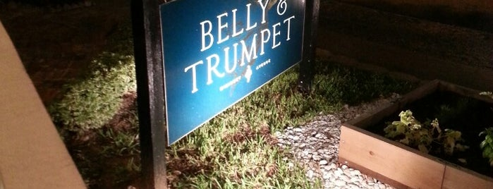 Belly & Trumpet is one of Dallas restaurants.