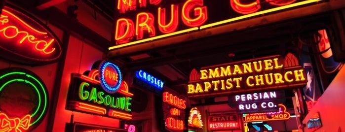 American Sign Museum is one of Cincinnati.