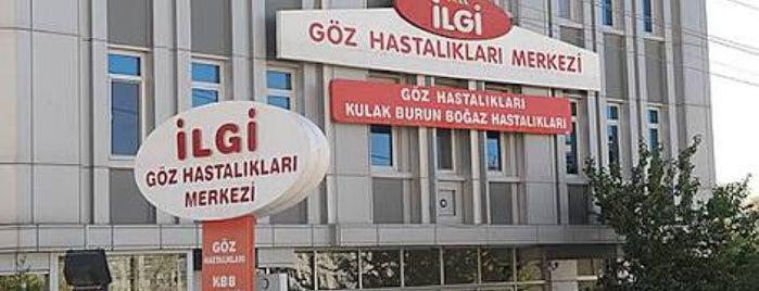 Özel İlgi Göz Kbb Hastanesi is one of En iyileri.