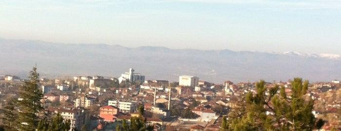 Balâ is one of Ankara'nın İlçeleri.