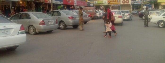 Jinnah Super Market is one of Top 10 favorites places in Islamabad, Pakistan.