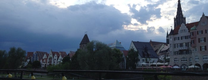 Tagblatt is one of Ulm.