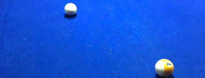 Sports Billiards is one of YA FUI PUEBLA.