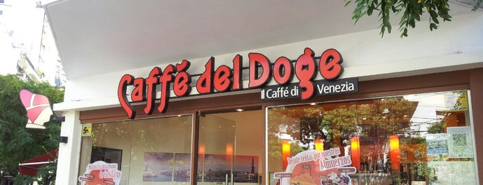 Caffe del Doge is one of A ver....