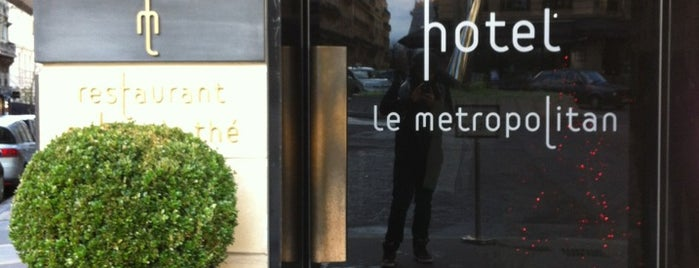Le Metropolitan, a Tribute Portfolio Hotel, Paris is one of Paris.