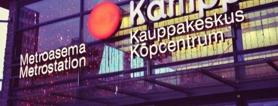 Kauppakeskus Kamppi is one of SÄILIÖ.