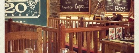 Restaurant 120 is one of Andorra Restaurante 5j.