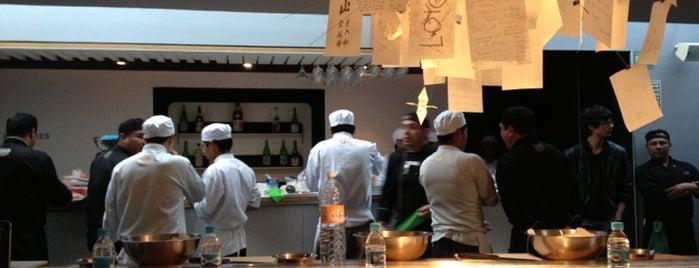 Moshi Moshi is one of Comida japonesa y más.