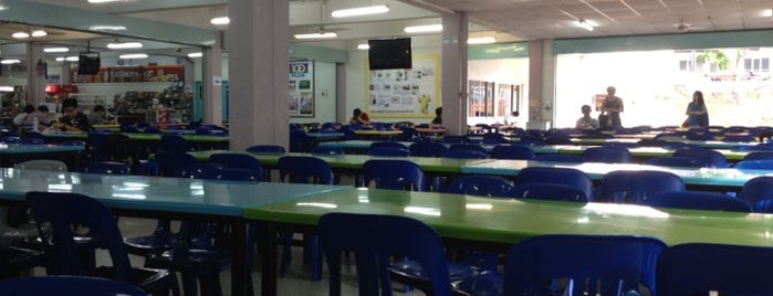 Yum Yum Cafeteria (formerly TAR UC Canteen 2) is one of School.