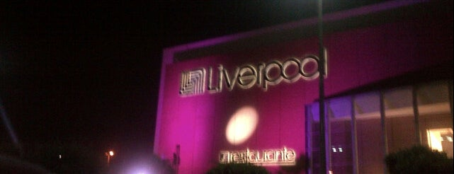 Liverpool is one of Malls in Gdl.