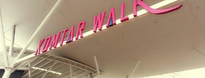 Komtar Walk is one of Go Outdoor, MY #6.