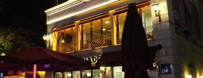 Mado is one of Must-Visit ... Istanbul.
