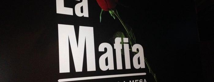 La Mafia se sienta a la mesa is one of Ruta michelín.