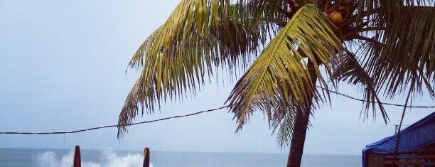 Pantai Padang is one of sari.