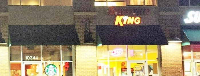 Smoothie King is one of Fairfax.