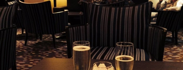 Executive Lounge Hilton is one of Best in london.