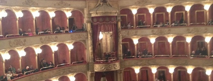 Teatro dell'Opera di Roma is one of Free WiFi - Italy.