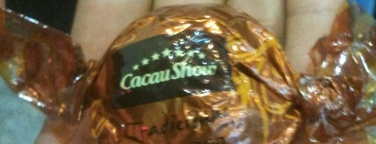 Cacau Show is one of Flamboyant Shopping Center.