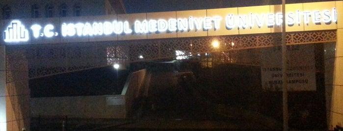 Medeniyet Universitesi is one of İstanbuldaki Üniversiteler ve Kampüsler.