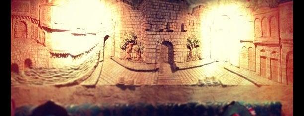 Дамаск is one of петербургские кафе.