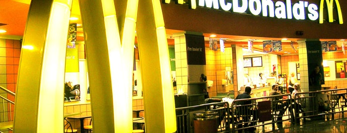 McDonald's is one of Check.