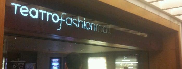 Teatro Fashion Mall is one of Fashion Mall.
