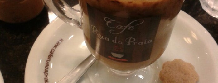 Café Rua da Praia is one of Coffee & Tea.