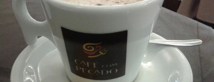 Café com Pecado is one of Coffee & Tea.