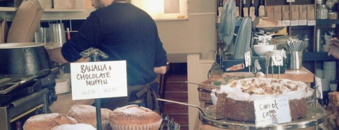 Fleet River Bakery is one of 100+ Independent London Coffee Shops.