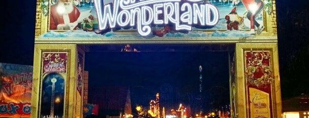 Winter Wonderland is one of London.