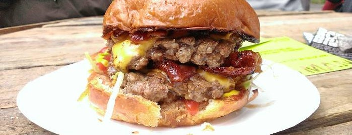 Mother Flipper is one of Burgers in London.
