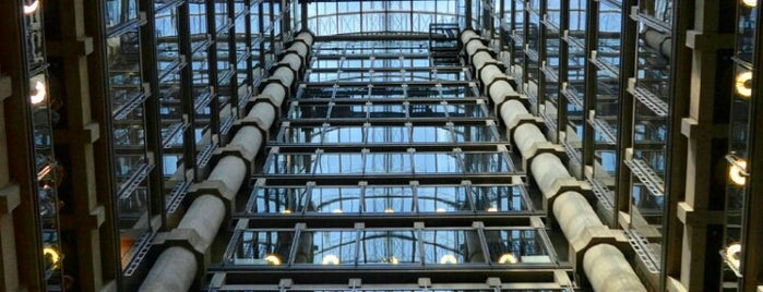 Lloyd's of London is one of Architecture Highlights.