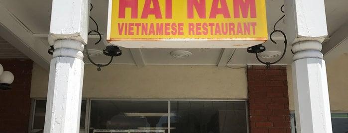 Hai Nam Saigon is one of Los Angeles.
