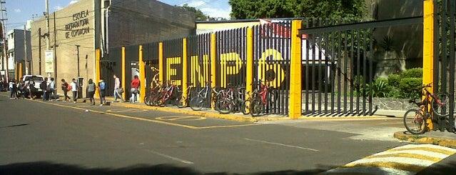 Escuela Nacional Preparatoria 6 Antonio Caso is one of En Coyo!.