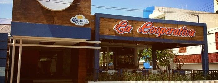 La Cooperativa is one of Veracruz.