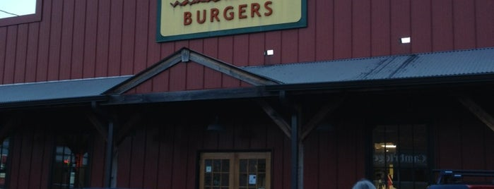 Wild Willy's Burgers is one of Best Burgers in Boston.