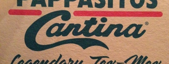 Pappasito's Cantina is one of Favorite Food.