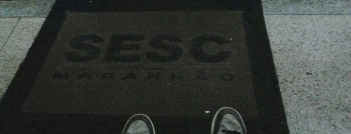 Sesc Caxias is one of Lugares.
