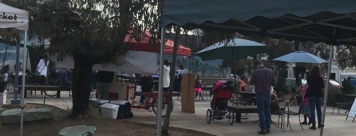 Manhattan Beach Farmer's Market is one of LA.