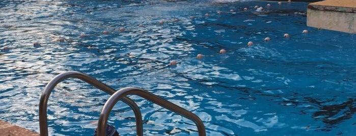 Anna University Swimming Pool is one of Anna university.