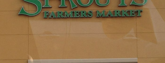 Sprouts Farmers Market is one of Metroplex.