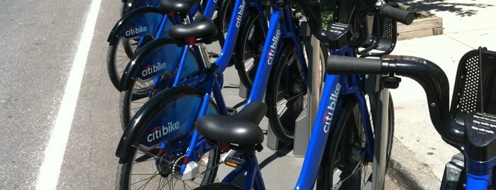 Citi Bike Station is one of CitiBike Stations (Brooklyn).