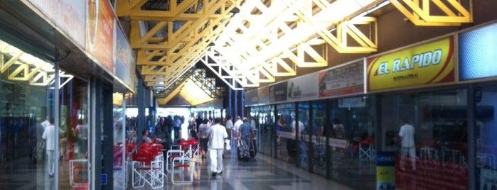 Terminal de Ómnibus de Mendoza is one of Cuyo (AR).
