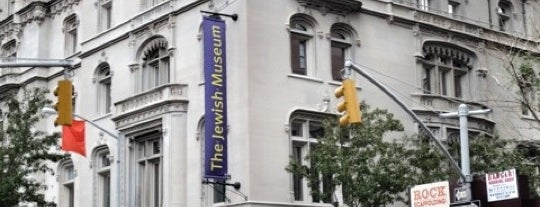 The Jewish Museum is one of NY Art Museums & Galleries.