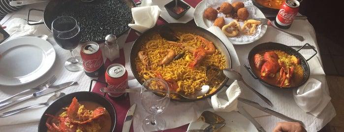 Taperia El Cortijillo is one of comidas.