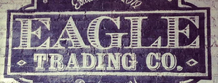Eagle Trading Co. is one of Straight from the GPT.
