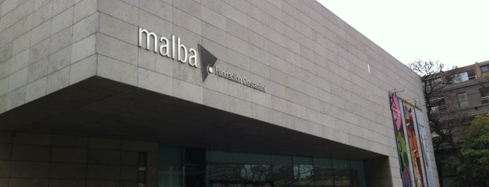 Museo de Arte Latinoamericano de Buenos Aires (MALBA) is one of Guide to Bs As's best spots.