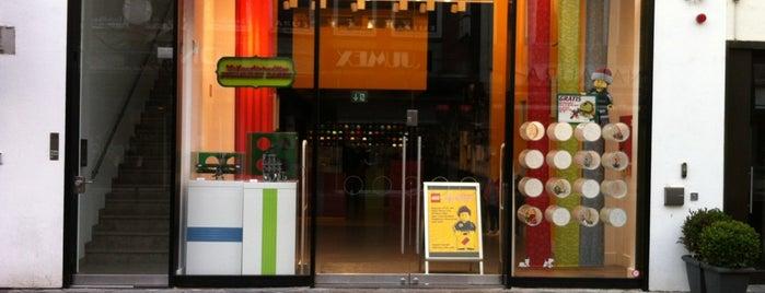 LEGO Store is one of Nürnberg, Deutschland (Nuremberg, Germany).