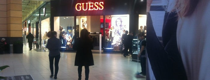Guess is one of МЕГА Парнас.